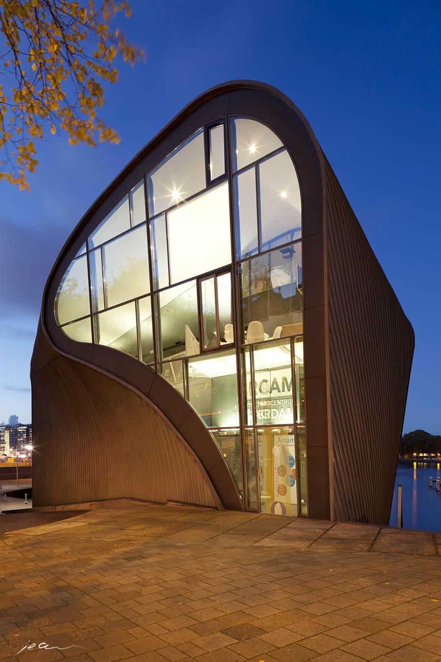 Architekturfotograf Jean Schwarz: Arcam Amsterdam