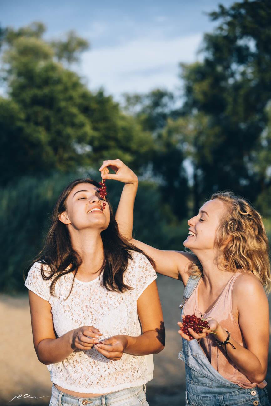 Freundinnen im Sommer Lifestyle_Fotograf Meckpom