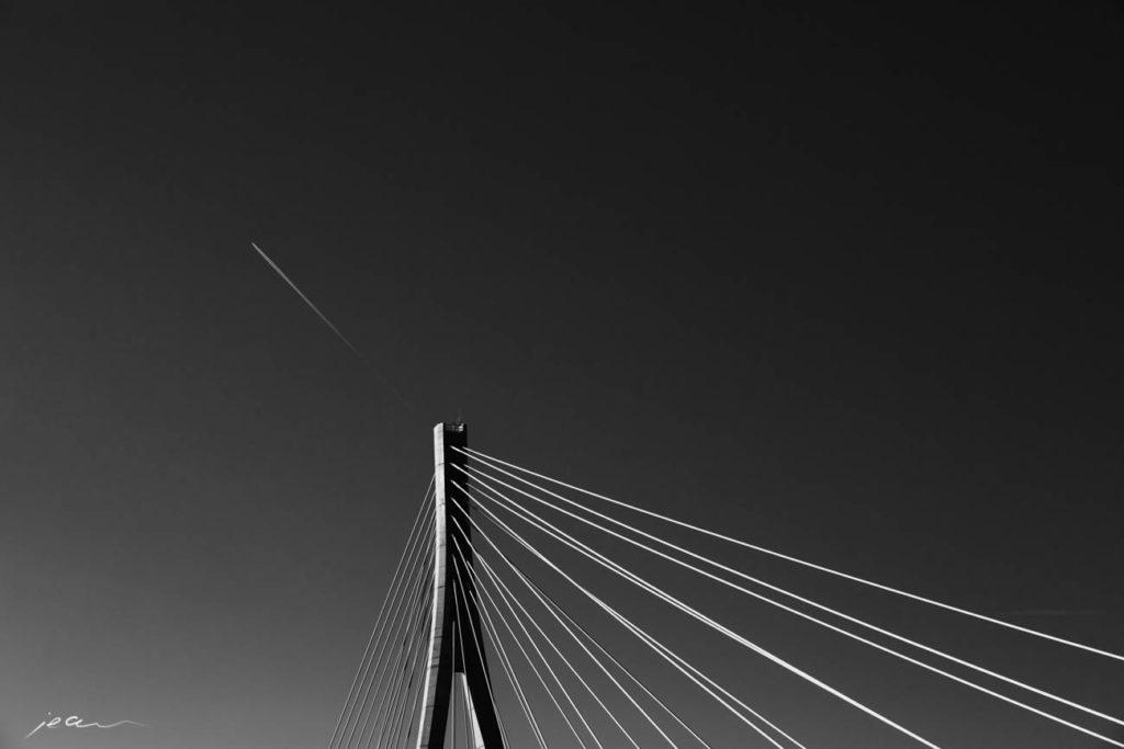 Elbauenbrücke Schönebeck Jean Schwarz Fine_Art_Fotograf
