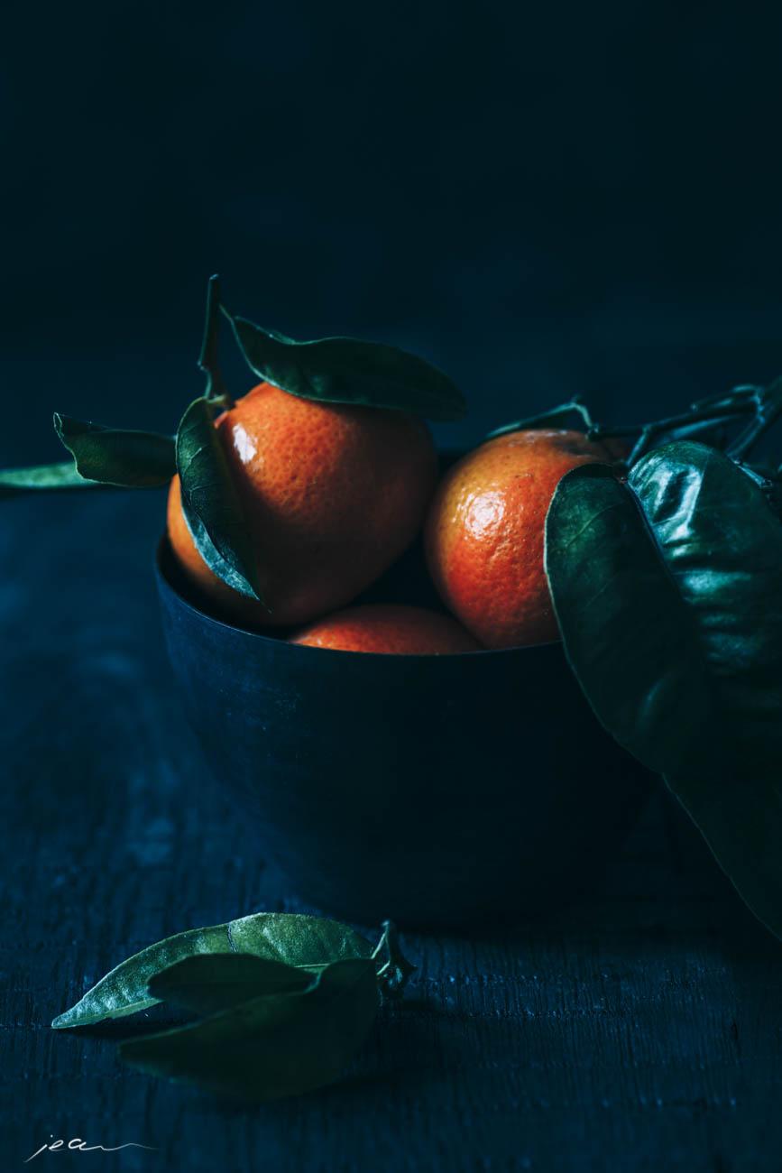 Mandarinen dark mood