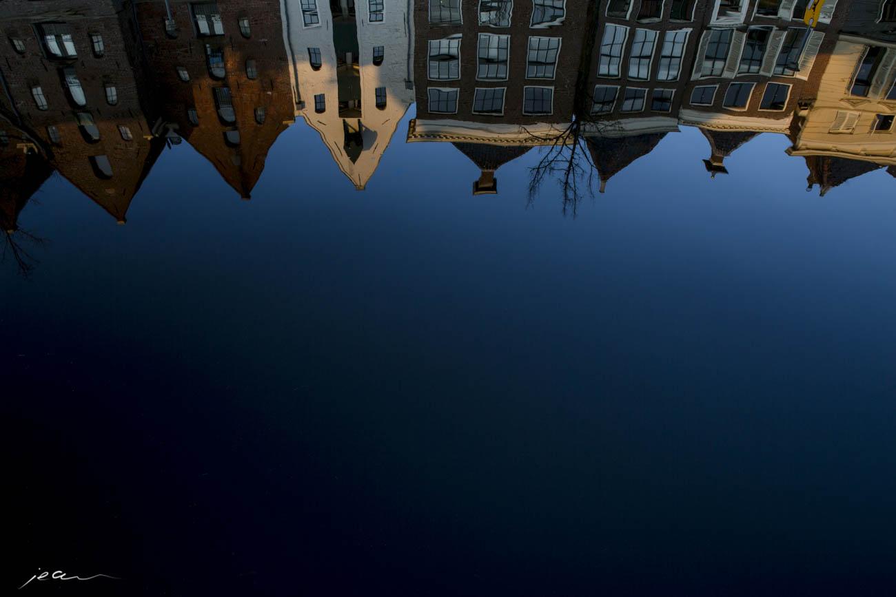 Groningen, Grachten, Niederlande, Fotograf Jean Schwarz Fine Art